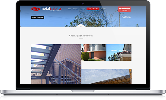 Website – Metalcaleira