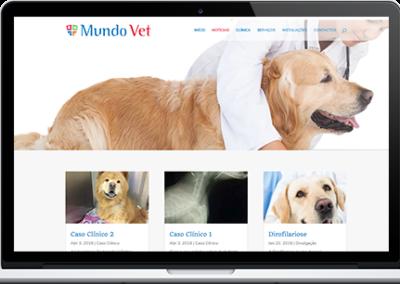 Website – MundoVet