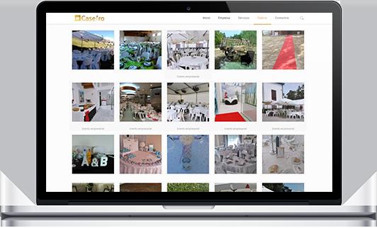 Website – O Caseiro