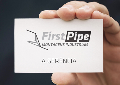 Linha Gráfica – FirstPipe