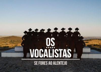 Vídeo Promocional – Os Vocalistas