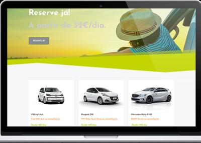 Website – OKGO Rent a car