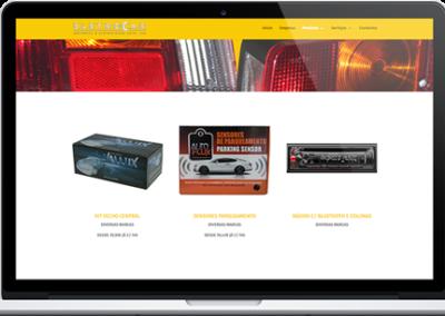 Website – Eletrocar