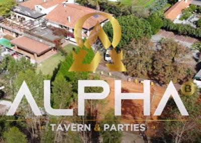 Alpha Bar – Video Promocional