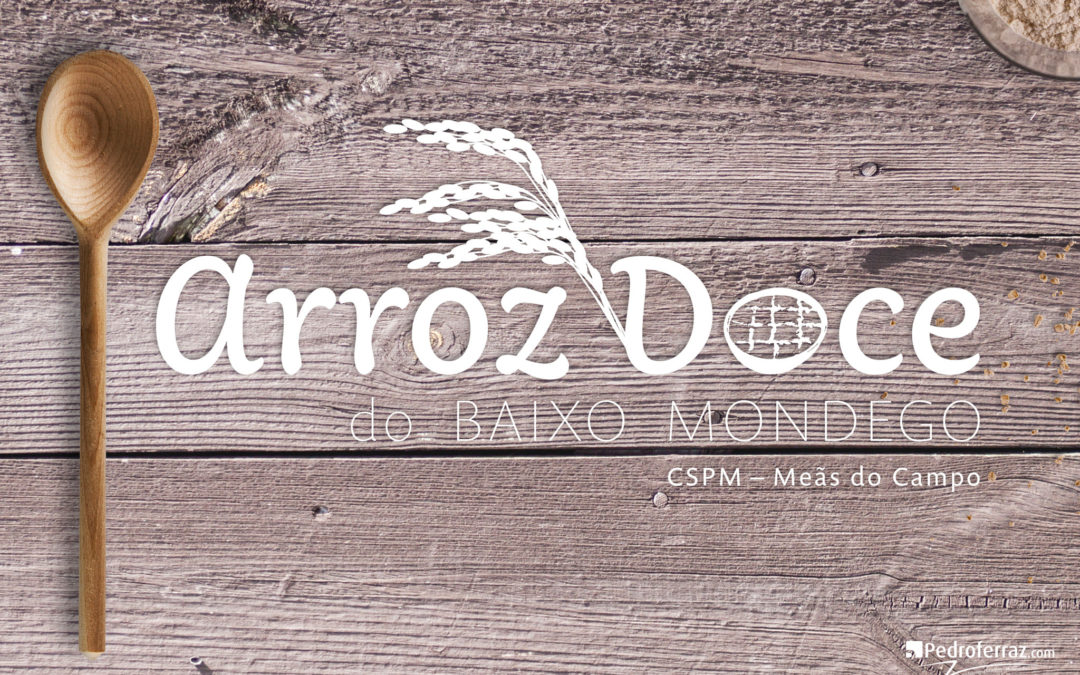 """Marca """"Arroz Doce do Baixo Mondego"""""""